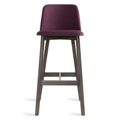 CH1BAR-PURPLESMOKE: Customized Item of Chip Bar Stool by Blu Dot (CH1BAR)