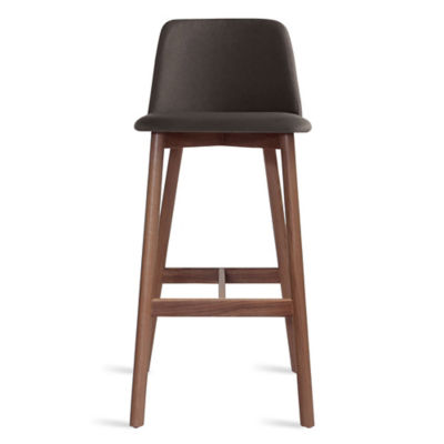 CH1BAR-GUNMETALWALNUT: Customized Item of Chip Bar Stool by Blu Dot (CH1BAR)
