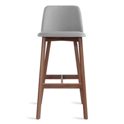 CH1BAR-PEWTERWALNUT: Customized Item of Chip Bar Stool by Blu Dot (CH1BAR)