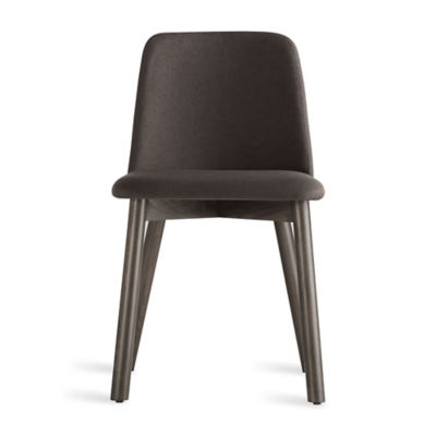 CH1CHR-GUNMETALSMOKE: Customized Item of Chip Dining Chair by Blu Dot (CH1CHR)