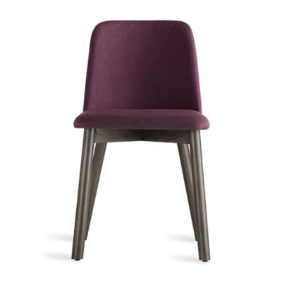 CH1CHR-PURPLESMOKE: Customized Item of Chip Dining Chair by Blu Dot (CH1CHR)