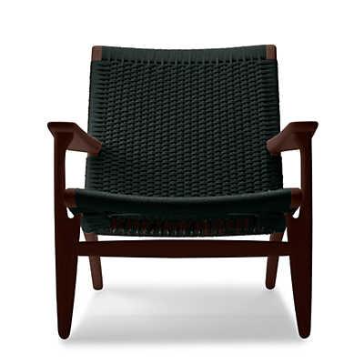Picture of Hans Wegner CH25 Easy Chair by Carl Hansen