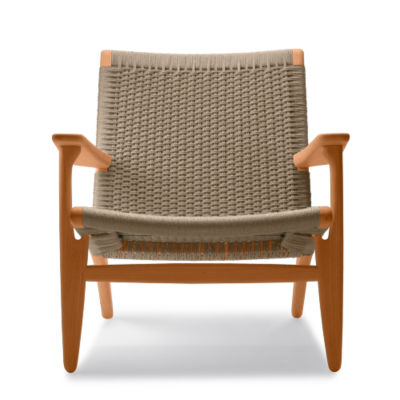 Picture of Hans Wegner CH25 Easy Chair by Carl Hansen