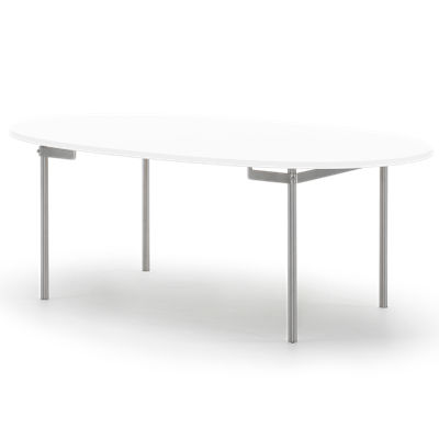 Picture of Hans Wegner CH335 Table by Carl Hansen
