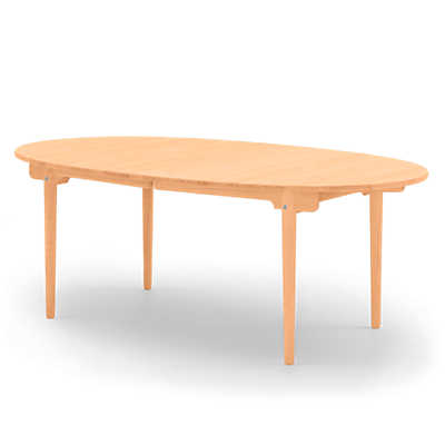 Picture of Hans Wegner CH338 Table by Carl Hansen