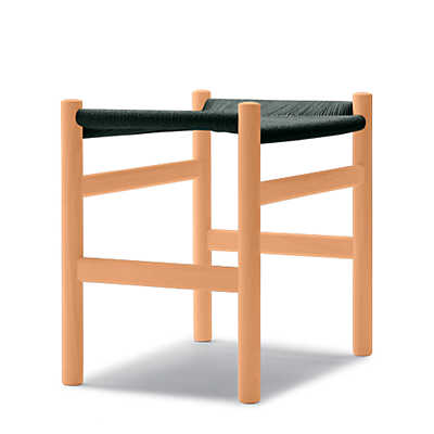 Picture of Hans Wegner CH53 Stool by Carl Hansen