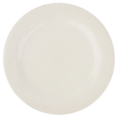 Picture of Seagate Salad Plate in White, Set of 4