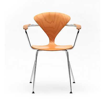 Picture of Cherner Metal Base Armchair