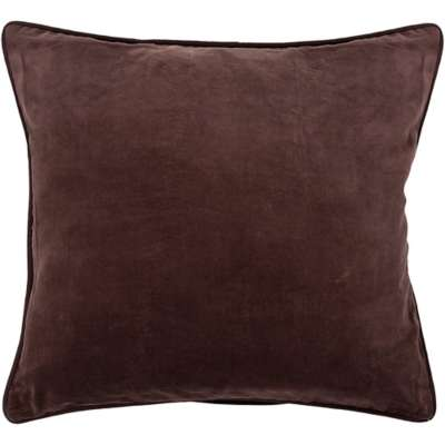 Picture for Handmade Contemporary Cotton Pillow in Brown