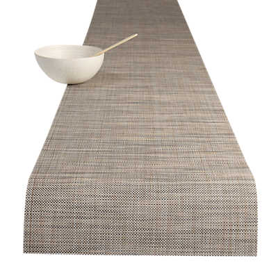 Picture of Minibasketweave Pattern Table Runner