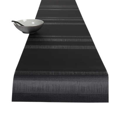 Picture of Tuxedo Stripe Table Runner