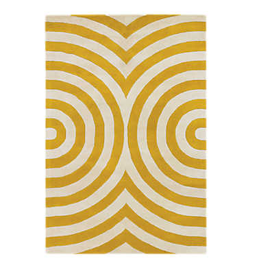 Picture of Thomas Paul Oval Rug, Marigold