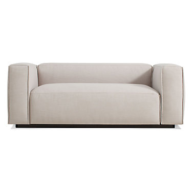 CL1ARMSFA-CHARCOAL: Customized Item of Cleon Armed Sofa by Blu Dot (CL1ARMSFA)