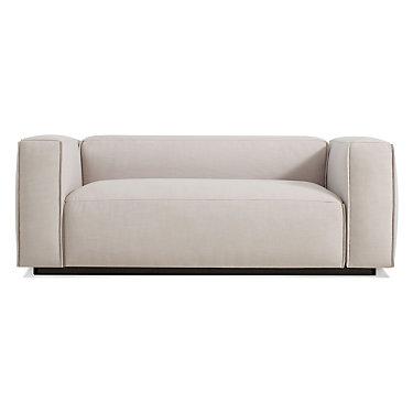 CL1ARMSFA-OCHRE: Customized Item of Cleon Armed Sofa by Blu Dot (CL1ARMSFA)