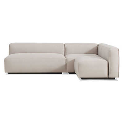 Picture of Cleon Medium Sectional by Blu Dot