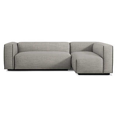 Picture of Cleon Small Sectional by Blu Dot