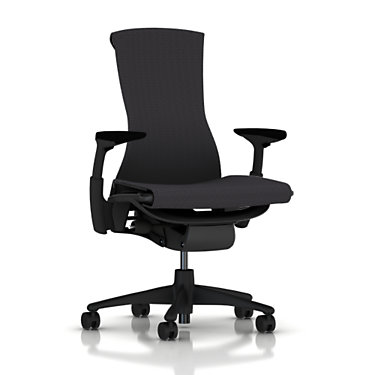 CN1222AWAACD91H93513: Customized Item of Embody Chair by Herman Miller (CN1)