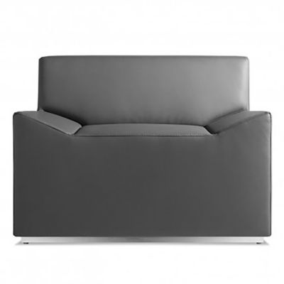 CO1SFLNGE-SLATE GREY: Customized Item of Couchoid Lounge Chair by Blu Dot (CO1SFLNGE)