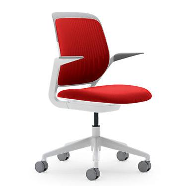 COBI434111-6009PBB50285S28: Customized Item of Turnstone Cobi Chair by Steelcase (COBI)