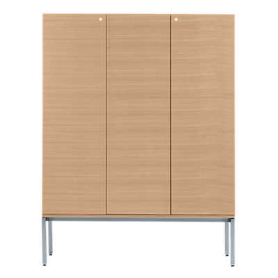 "Picture of Coalesse Denizen Wardrobe Storage Tower, 52"" Wide by Steelcase"
