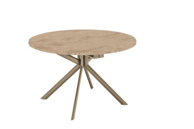 Picture of Giove Round Extending Table by Connubia