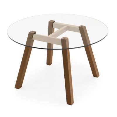 Picture for T-Table Round Table by Connubia