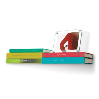 Picture for Conceal Floating Double Book Shelf by Umbra