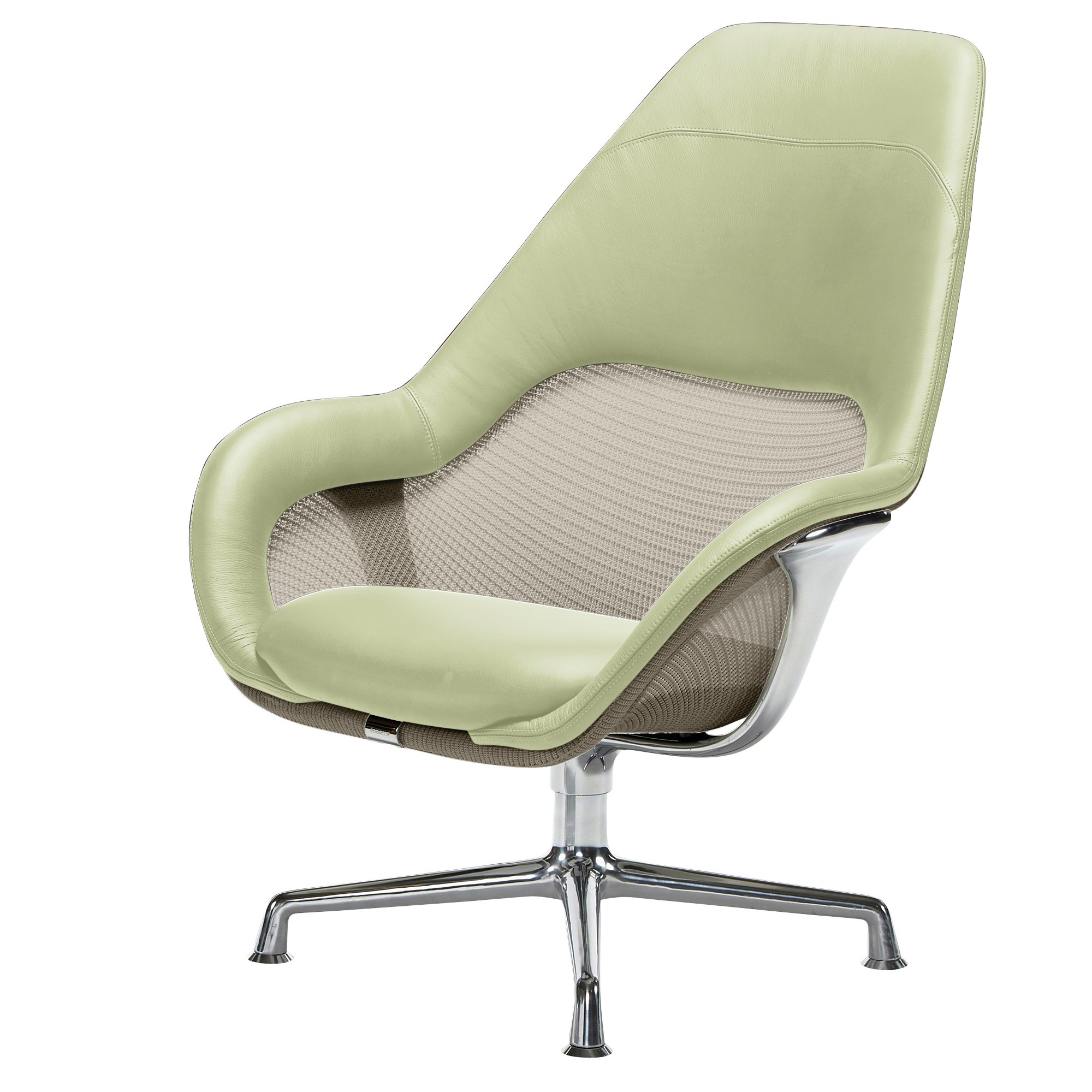 Steelcase lounge chairs - Picture Of Coalesse Sw_1 Highback Lounge Chair By Steelcase
