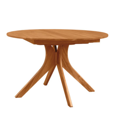 "Picture of Audrey 48/72"" w Extension Round Table by Copeland Furniture"