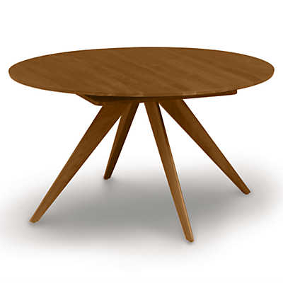 "Picture of Catalina 48/72"" w Extension Round Table by Copeland Furniture"