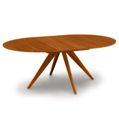 "Picture for Catalina 60/84"" w Extension Round Table by Copeland Furniture"
