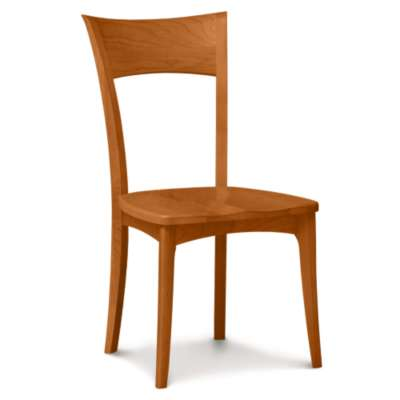Picture for Ingrid Side Chair with Wood Seat by Copeland Furniture