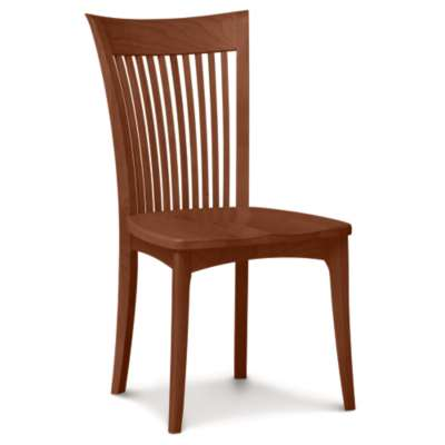 Picture for Sarah Side Chair with Wood Seat by Copeland Furniture
