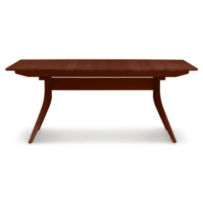 Picture of Catalina Extension Trestle Table in Natural Walnut Finish by Copeland Furniture