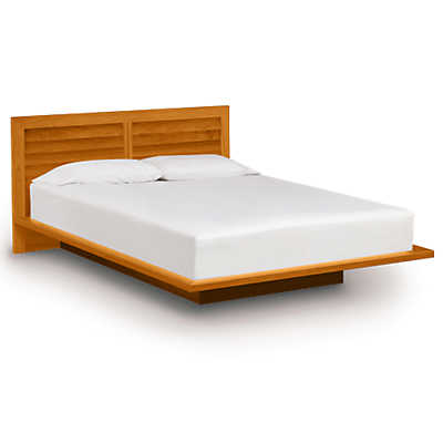 "Picture of Moduluxe 35"" High Bed with Clapboard Headboard by Copeland Furniture"