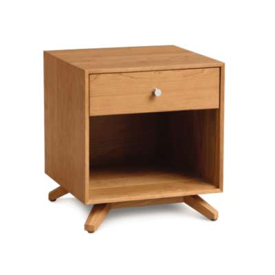 Picture for Astrid 1-Drawer Nightstand by Copeland Furniture