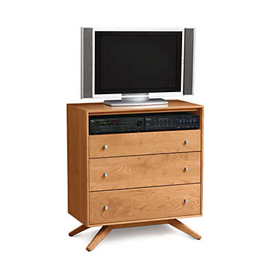 Picture of Astrid 3-Drawer Dresser and TV Stand by Copeland Furniture