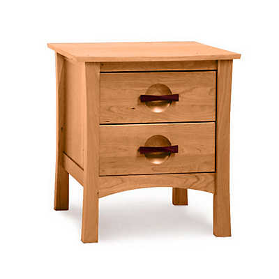 Picture of Berkeley 2-Drawer Nightstand by Copeland Furniture