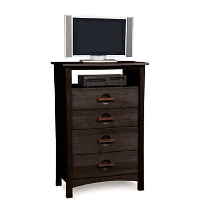 Picture of Berkeley 4-Drawer Chest and TV Stand by Copeland Furniture