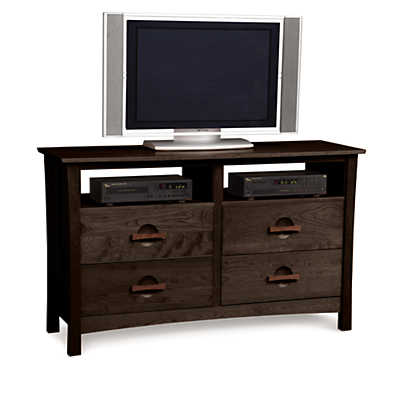 Picture of Berkeley 4-Drawer Dresser and TV Stand by Copeland Furniture