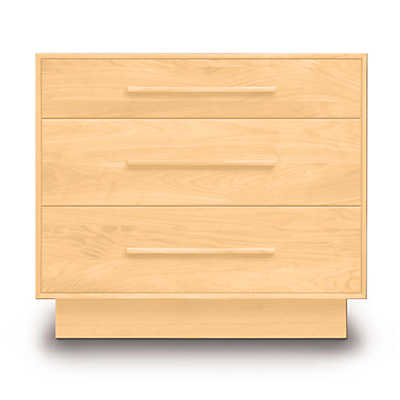 Picture of Moduluxe 3 Drawer Dresser by Copeland Furniture