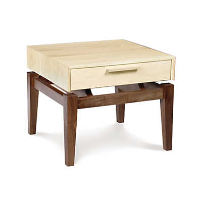 Picture of SoHo Bedside Table by Copeland Furniture