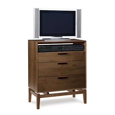 Picture of SoHo 3-Drawer Dresser and TV Stand by Copeland Furniture