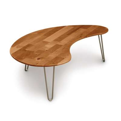 Picture for Essentials Kidney Shaped Coffee Table by Copeland Furniture