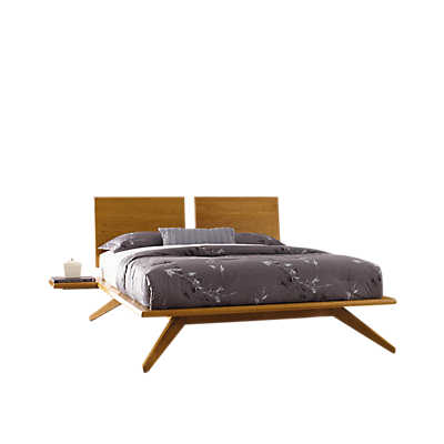 Picture of Astrid King Bedroom Set in Cherry by Copeland Furniture