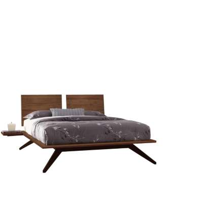 Picture for Astrid King Bedroom Set in Walnut by Copeland Furniture