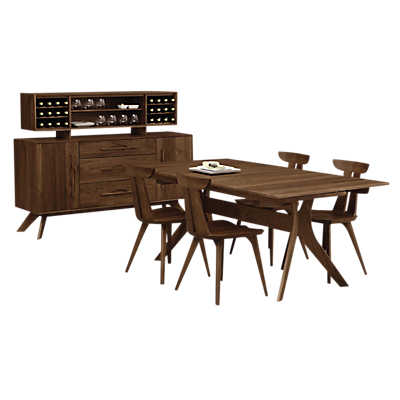 Picture of Audrey Seven-Piece Dining Set by Copeland Furniture