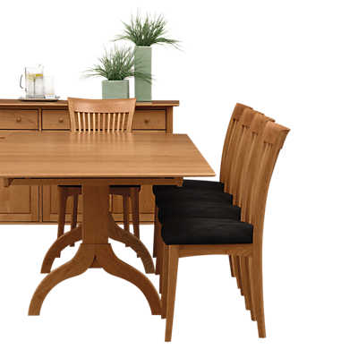Picture of Sarah Seven-Piece Dining Set by Copeland Furniture