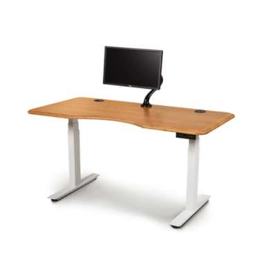 Picture for Invigo Cutout Sit-to-Stand Desk by Copeland Furniture
