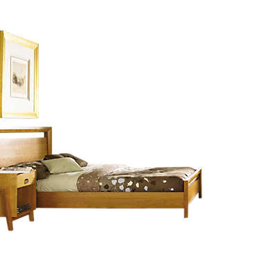 mansfield bedroom set in natural cherry by copeland furniture